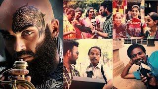 Rajini, Surya, Madhavan in Kaashmora get up! | Die Laughing