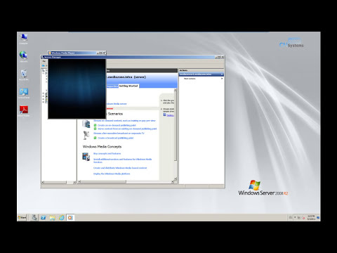 Windows Media Services 2008 R2 (HD)
