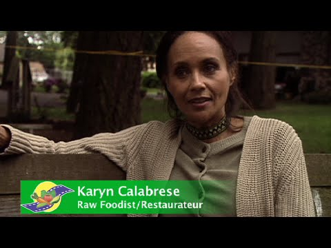 Karyn Calabrese Interview - Raw Food, Health, and Detoxification