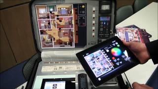 JUNG Smart Home KNX demonstration (en)