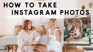 How to Take Cute iPhone Photos for IG (Jaci Marie TV Ep. 1 - JoandKemp)