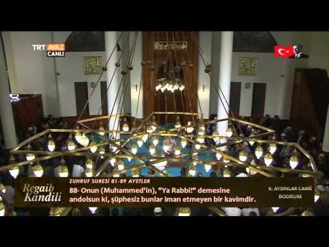 Regaib Kandili Özel - TRT Avaz