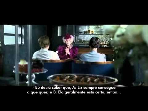 Jogos Vorazes: Effie, Extras do DVD [LEGENDADO]