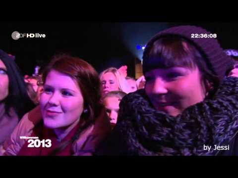 Blue - All Rise (brandenburger Tor 31.12.2012) video