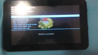 HARD RESET TABLET CCE TR72