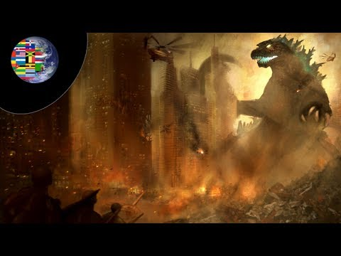 What If Godzilla Was Real? video