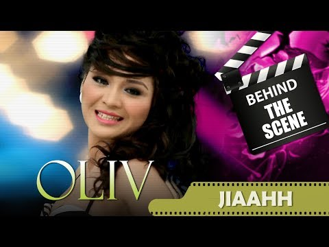 Oliv - Behind The Scenes Video Klip Karaoke - Jiaahh - Nstv - Tv Musik Indonesia video