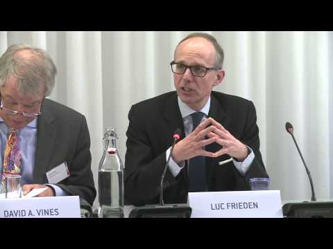 Deepening Economic and Monetary Union
