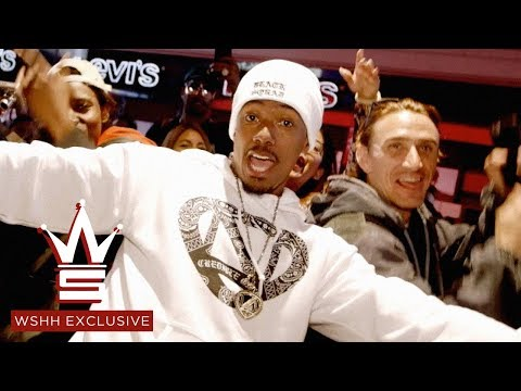 "Nick Cannon, Conceited, Charlie Clips & Hitman Holla ""Mo Money Mo Problems Remix"" (WSHH Exclusive)"