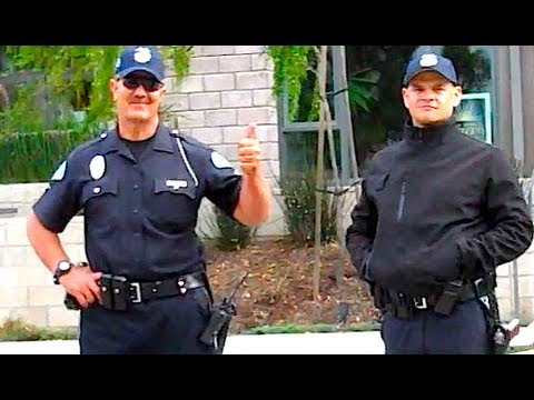 COPS LOVE VLOGGING!