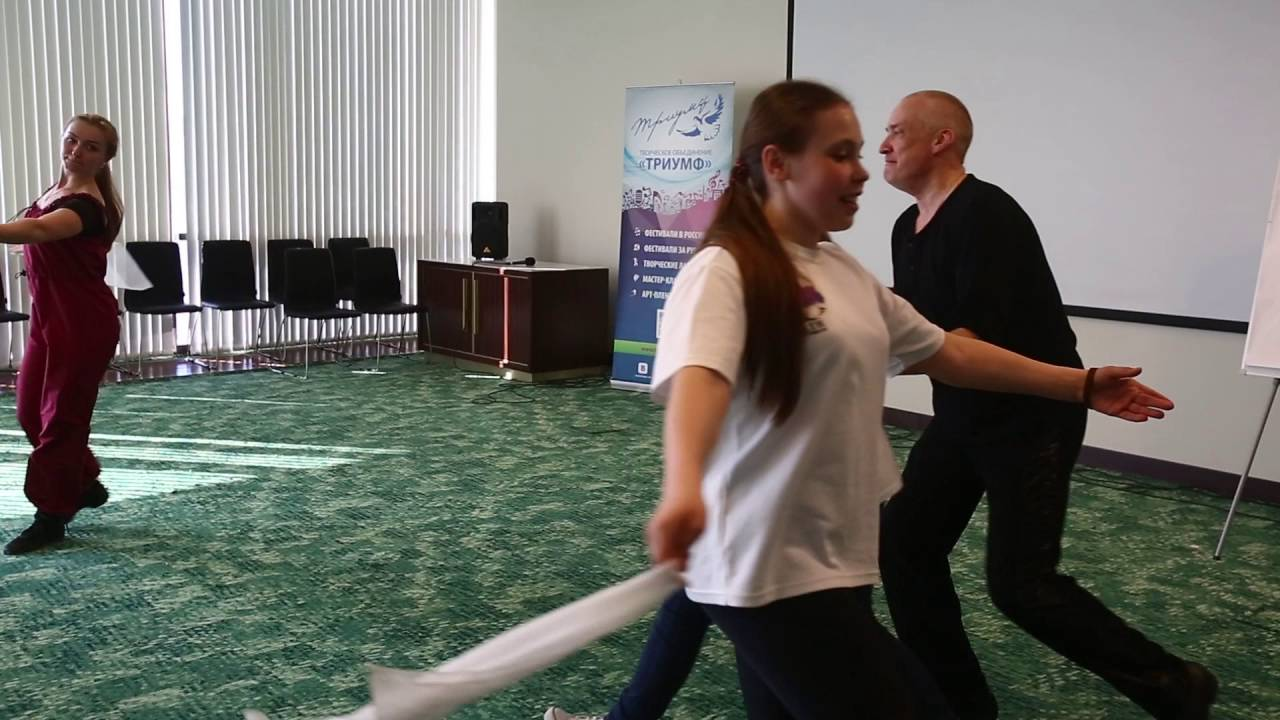 Мастер класс по русскому танцу видео