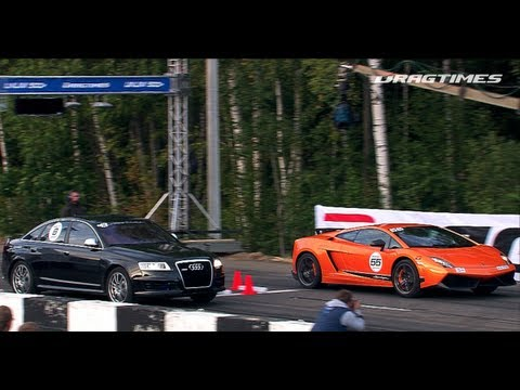 Unlim 500+, 2012: Gran Turismo Top 3 (Audi RS6, BMW M6, Chrysler 300C SRT-8) — Corrected