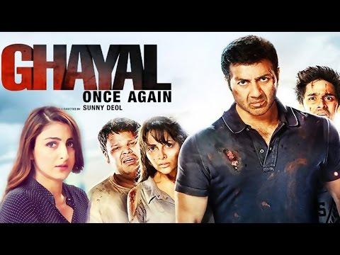 Ghayal Once Again Full Movie Review | Sunny Deol, Soha Ali Khan | Bollywood Movie 2016