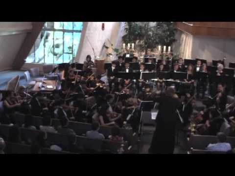 2009 04 YAS Young Artists Symphony - Farewell Symphony