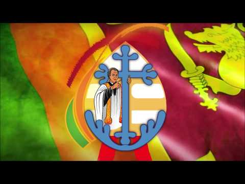 Official Logo - Pope Francis Visit to Sri Lanka Video
