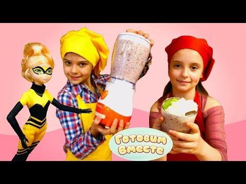 """Видео для девочек с куклами. Десерт в шоу """"Я готовлю лучше"""""""