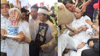 Xe rước dâu gặp nạn: Chú rể về đất mẹ quặn thắt người ở lại