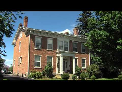 Video #5 - Uptown Somerset Town Trek - The Ogle/Scull and George Scull Houses