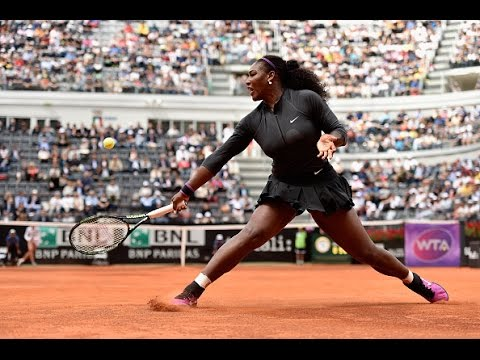 2016 Internazionali BNL d'Italia Round of 16 | Serena Williams vs Christina McHale | WTA Highlights