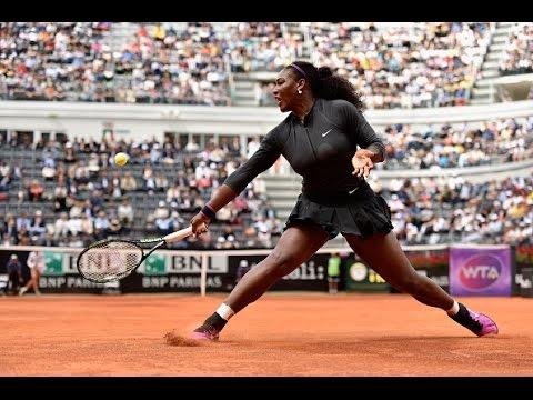 2016 Internazionali BNL d'Italia Round of 16 | Serena Williams vs Christina McHale | WTA Highlights