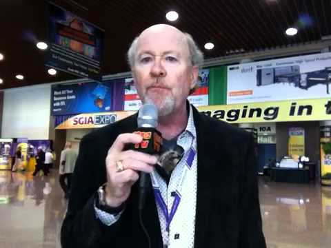 SGIA 2011 First Day show report with Scott Fresener