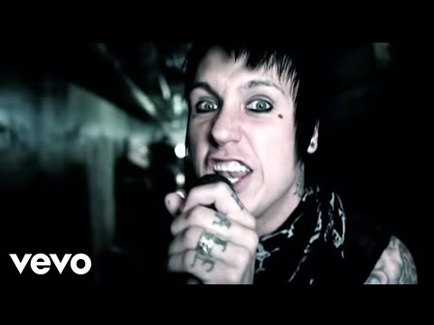 Papa Roach - I Almost Told You That I Loved You Video