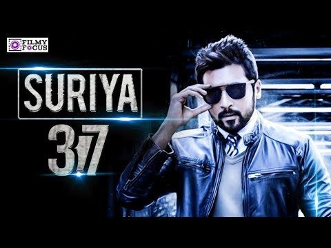 Suriya's Dashing New Look Released by the Team | KV Anand Movie| Suriya37| Ngk - Filmy Focus - Tamil