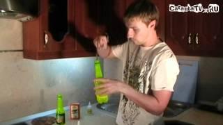 Фонарик из бутылки - Это Подтверждено