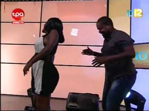 Kizomba Com Celso & Irina Santana video