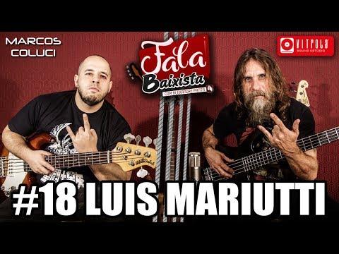 Fala Baixista #18 – Luis Mariutti