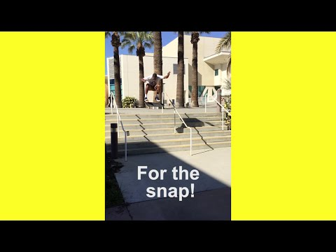 REALSKATEBOARDS ON SNAPCHAT