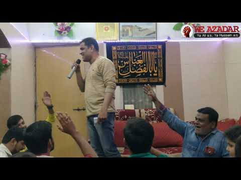 Jashan e bibi zahra sa 1440/2019  Shabe Jumma Program Part 3