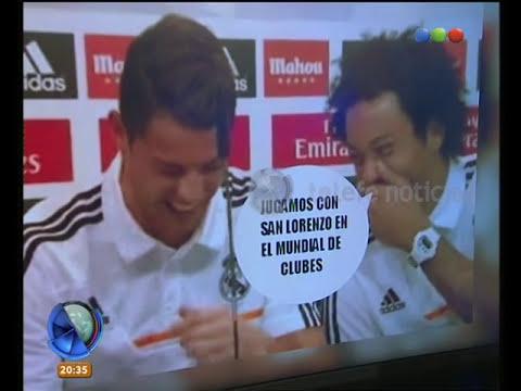 San Lorenzo, campeón de América: los afiches - Telefe Noticias