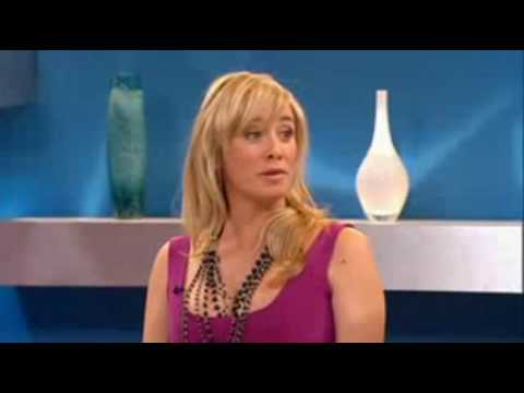 Loose Women: Tamzin Outhwaite Interview Video