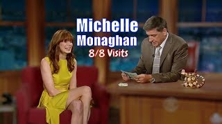 Michelle Monaghan - Very Adorable & Fun Girl - 8/8 Visits In Ch. Order [Mostly HD]