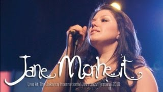 Jane Monheit 34 Waters Of March 34 Live At Java Jazz Festival 2010