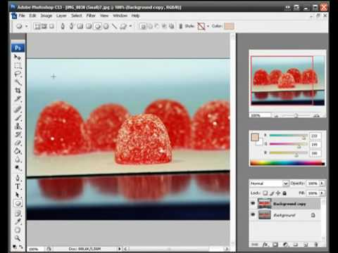S-curve Tutorial in Adobe Photoshop CS3