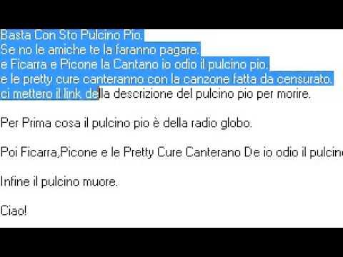 Ficarra e Picone e gli Altri Odiano il Pulcino Pio.