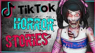 4 TikTok HORROR Stories | Darkness Prevails