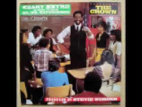 Gary Byrd vs. Stevie Wonder - the crown -
