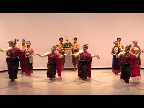 Thai Dance at Singapore Republic Polytechnic by Nakhon Ratchasima Rajabhat University