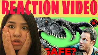 Film Theory: How To SAVE Jurassic Park (Jurassic World) REACTION!
