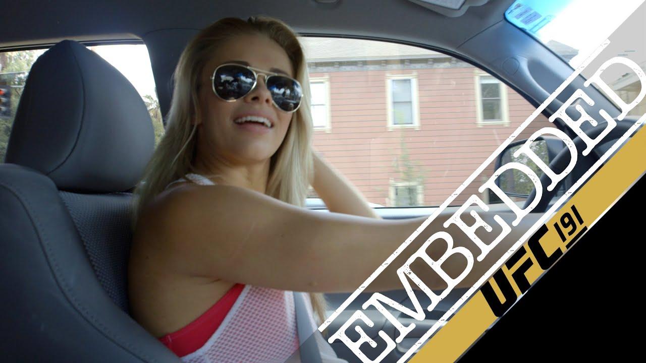UFC 191 Embedded: Vlog Series - Episode 2