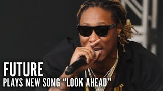 Future Performs 'Honest' Intro ' Look Ahead' During Spin At Stubb's