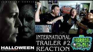 """Halloween"" 2018 Reboot / Sequel International Trailer #2 Reaction & Breakdown - The Horror Show"