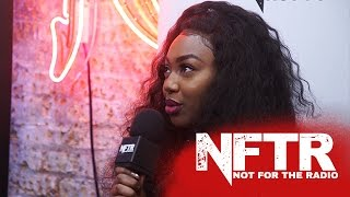 Ms Banks - Come up, Clears up past issues with female rappers and more [NFTR]