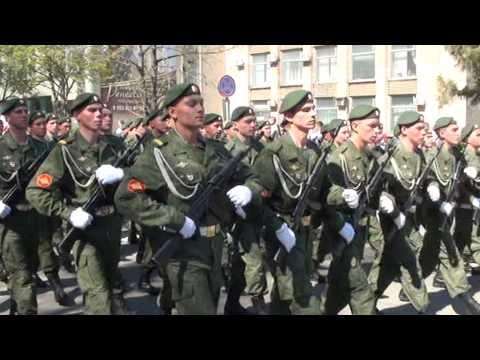 Парад Победы в Самаре 9 мая 2013 г. - 2 часть