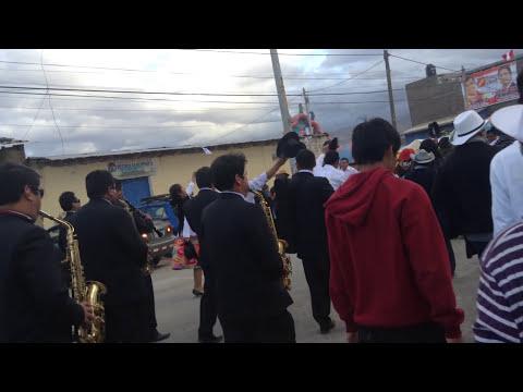 Inconfundibles de Ayacucho Santiago 2014