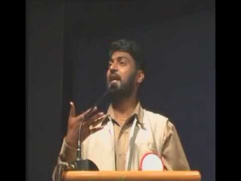 Nitin Banugade Patil superb speech...