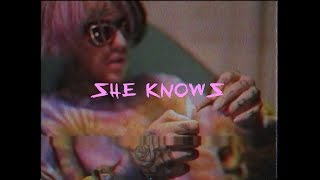 FREE / LiL PEEP TYPE BEAT / She Knows / prod. vaegud